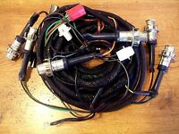 """C76) 1969 Xr7 Ford Mercury Cougar """"tail Light Wiring Harness"""""""