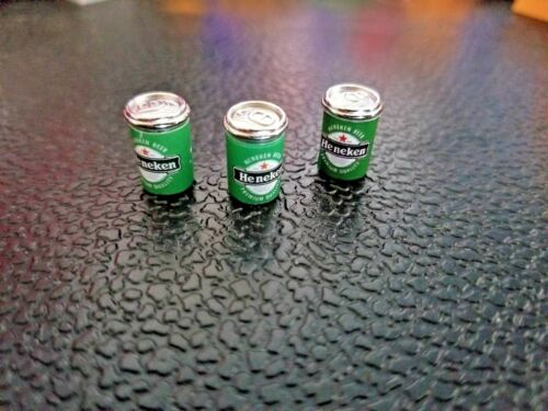 Choose Your Color RC 1//10 Scale Miniature Beer Can Rock Crawler Accessories