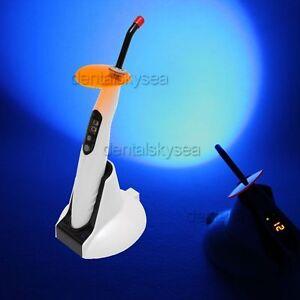Dentaire-Polymerisation-Lampe-LED-Curing-sans-fil-lampe-a-polymeriser-1400MW-CM2