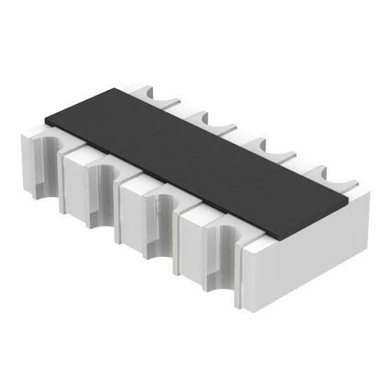 6.4mm×3.2mm 6432 100PCS 2.2K Ohm ω 222 5/% 1 W SMD Chip Résistance 2512