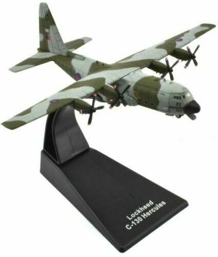 1:200 Atlas AIRCRAFT MODEL PLANE J110 Lockheed C-130 Hercules