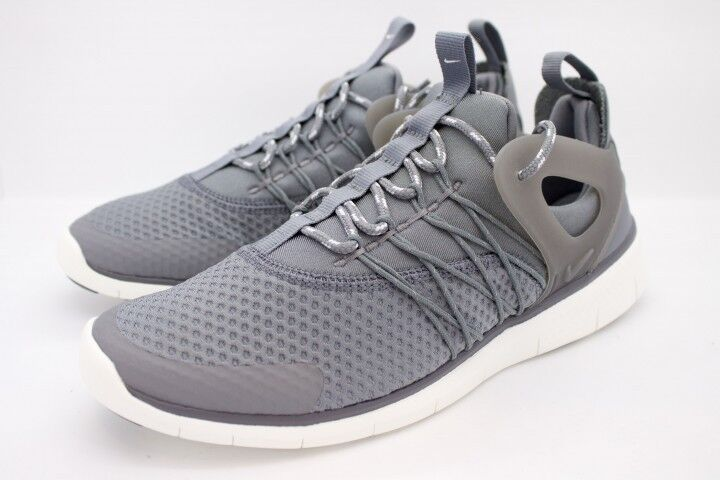 Nike Free Viritous Mens Womens Unisex Adults Trainers Running shoes - Cool Grey
