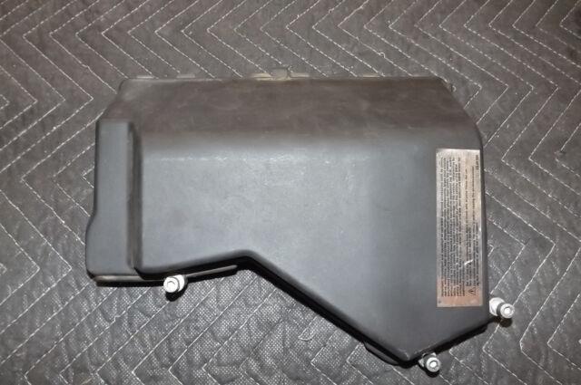 2002 Bmw 325i Sedan E46 Fuse Box Cover Lid 12901436443
