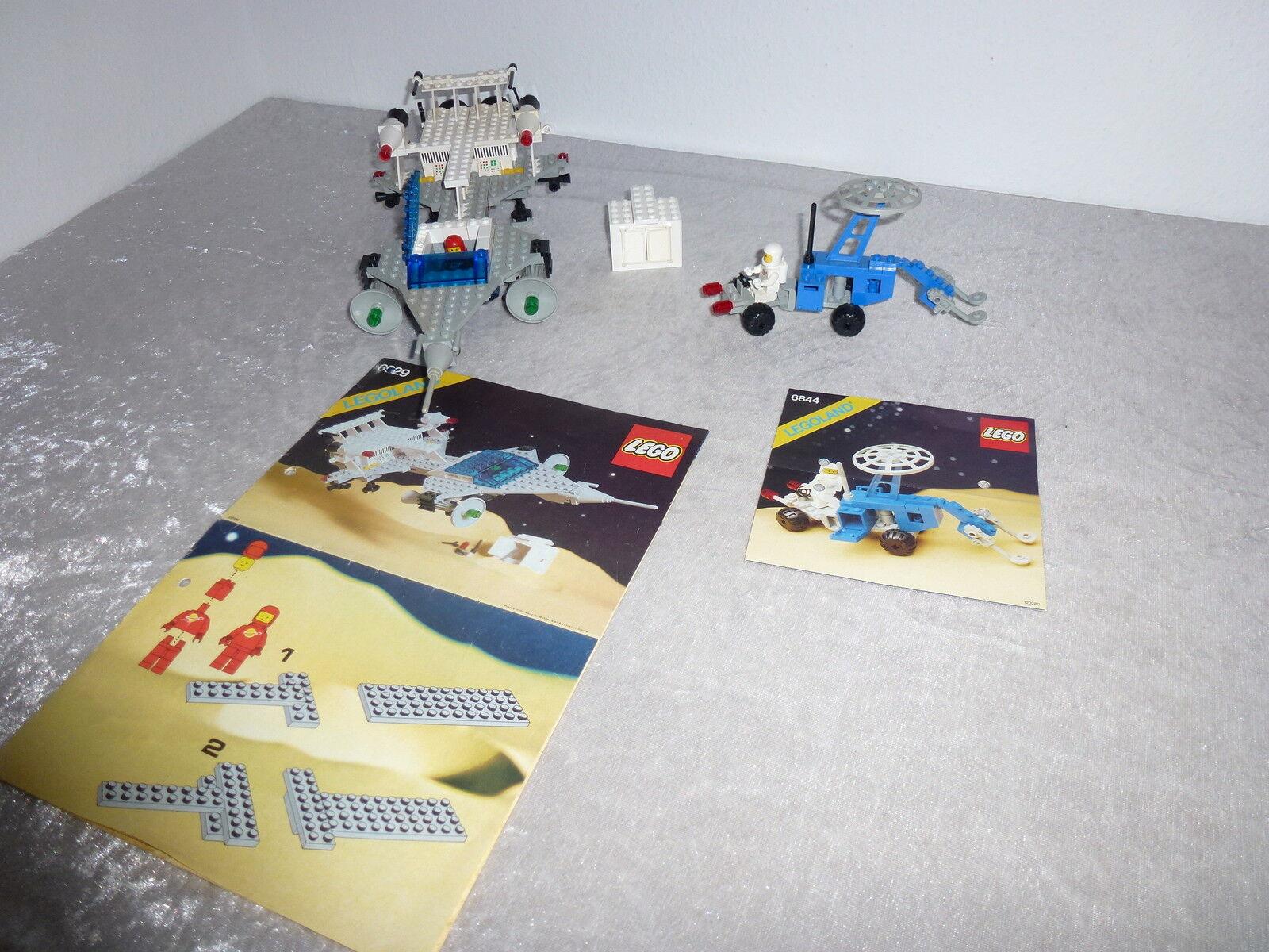 Lego  6929+6844+OBA  Rarität aus den 80er  (44)