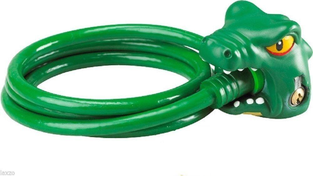 Crazy Stuff Stuff Stuff enfants vélo câble antivol avec clé 5mm x 1 200 mm Vélo eaab56