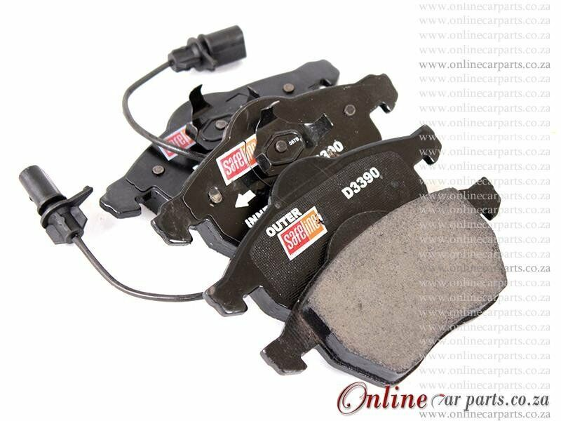 Audi VW Front Disc Brake Pads