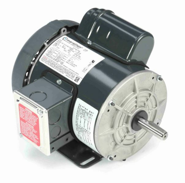 Baldor Reliance L3505 1//2HP 1140RPM 1PH 115//208-230V 60Hz 56//56H AC Motor New