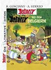 Die ultimative Asterix Edition 24. Asterix bei den Belgiern von Albert Uderzo und René Goscinny (2014, Gebundene Ausgabe)