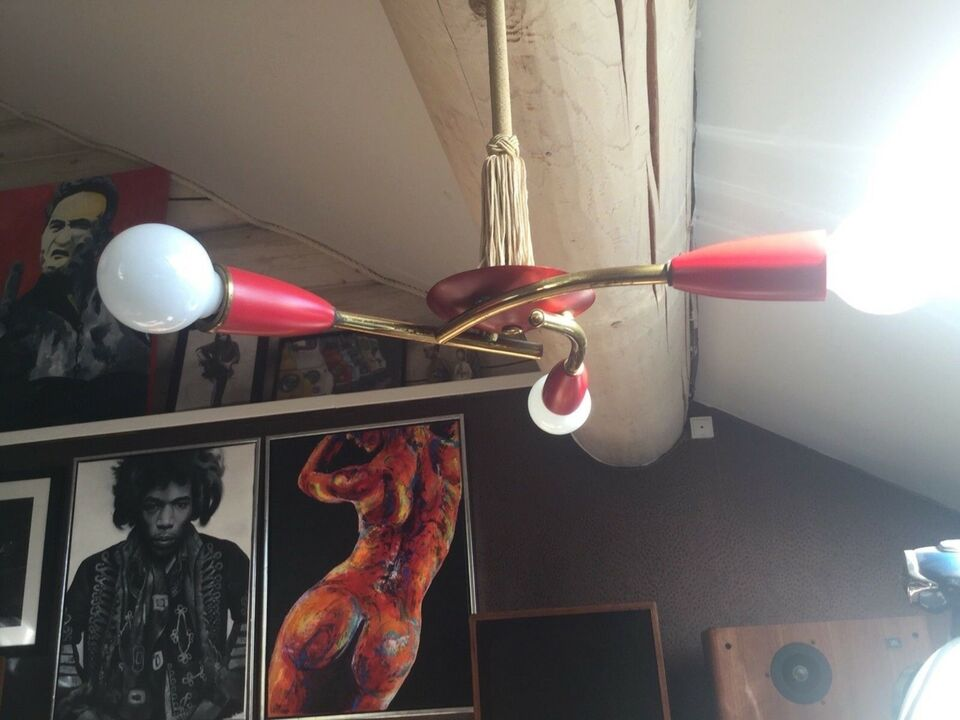 Anden loftslampe, Sputnik 1960