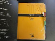 John Deere Jd740 Skidder Technical Manual Tm 1059