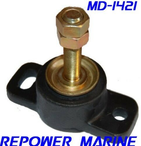 Marine Flessibile Supporto Motore 135KG 5//8 Borchie Mercruiser Volvo Beta