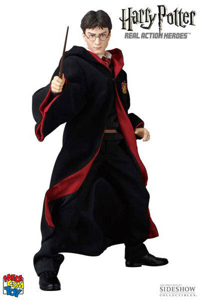 Harry Potter Medicom Rah Real Action Hero 1 6 Figur Doll 30.5cm Neu
