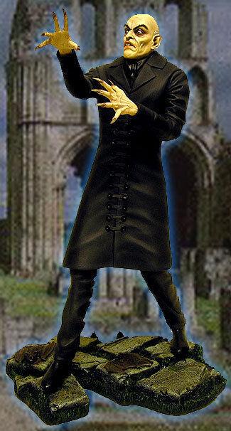 Nosferatu Shadow of the Vampire 1 6 Jeff Yagher Model Kit AMAZING DETAIL 05NMM01