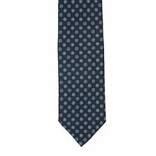 Drake's Hand Made Silk Neck Tie New With Tags DRA31