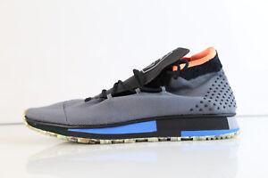 00dfd1ac7f8cf Adidas Alexander Wang AW Run Mid Grey Blue AC6844 8-13 pk prime knit trail.  ADIDAS X SOCIAL STATUS X SNEAKERSNSTUFF ULTRA BOOST ...