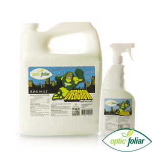 Details about Optic Foliar Overgrow 1L 4L Multipurpose Bugs Fungus Nutrient  Deficiency Spray