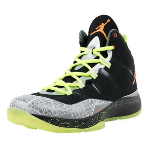 release date 473c0 50646 Image is loading NIKE-JORDAN-SUPER-FLY-2-CHRISTMAS-BLACK-TOTAL-