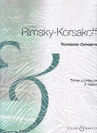 Agressief Rimsky-korsakov Concerto Trombone Bass Clef Lange Levensduur
