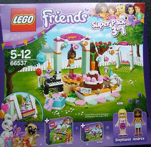 Lego-66537-Friends-3in1-Super-Pack-neu-und-ovp