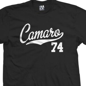 Camaro-74-Script-Tail-Shirt-1974-Classic-Muscle-Race-Car-All-Size-amp-Colors
