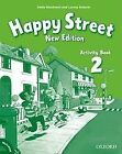 Happy Street 2. Activity Book von Stella Maidment und Lorena Roberts (2009, Geheftet)