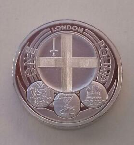 2010-City-of-London-Scarce-1-Piedfort-Coin-Silver-Proof
