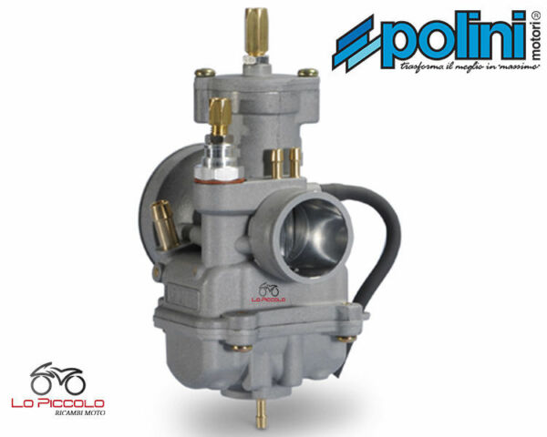 201.2101 Carburatore Polini Cp D.21 Malaguti : F 12 50 Phantom (fase 2) Koop Nu
