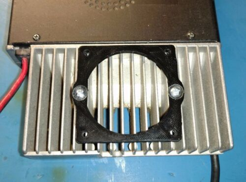 Kenwood TK-780H TK-880H  Heatsink Fan Bracket Similar Models See Description