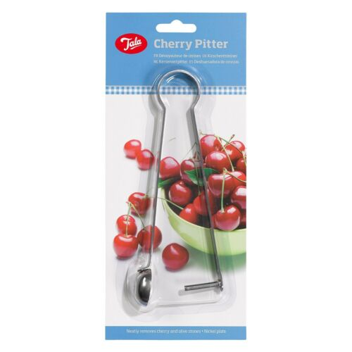 Tala nickelé Cherry Pitter Olive Stoner supprime Cherry /& Olive pierres