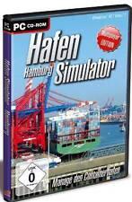 HAFEN SIMULATOR HAMBURG 2012 * NEUE VERSION * DEUTSCH * NEU