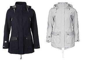 new styles baad8 b4e4b Details zu Icepeak Lizina Damen Kurz Mantel Parka UVP 149,95 warm leicht  lesen chique trend