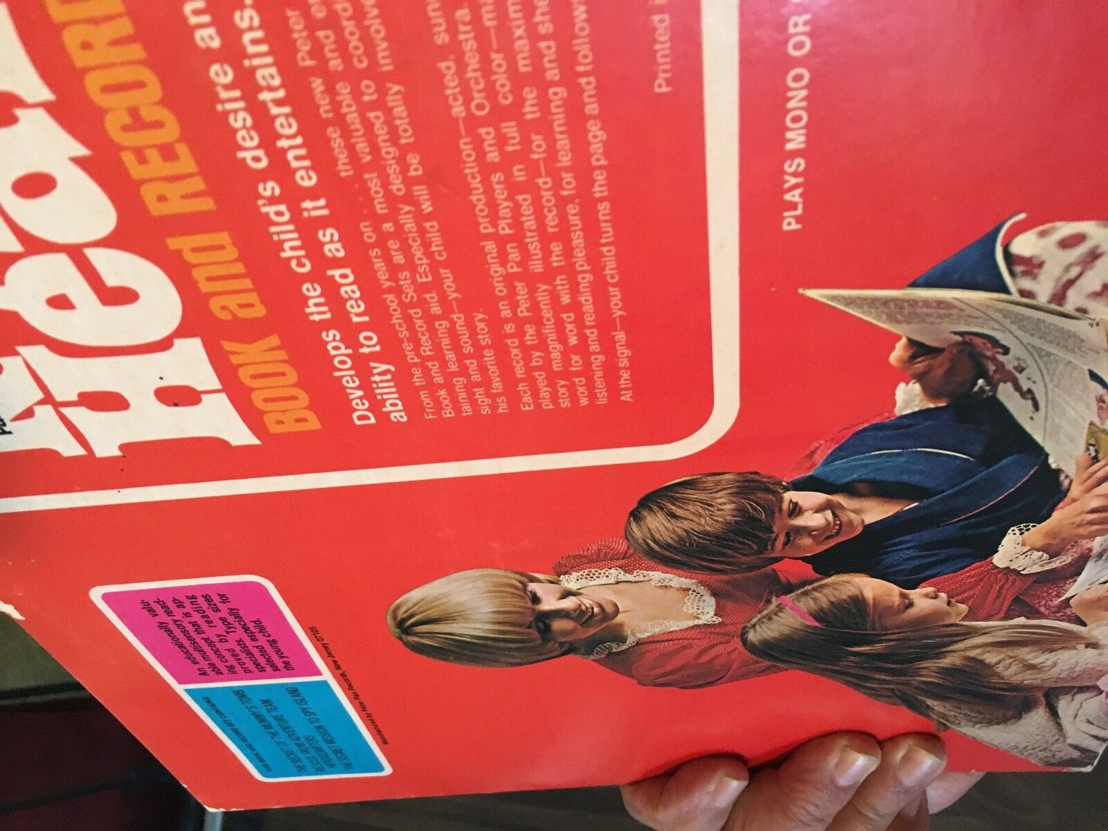 The The The Adventures of GI Joe Book and Record- 1975 0e0493