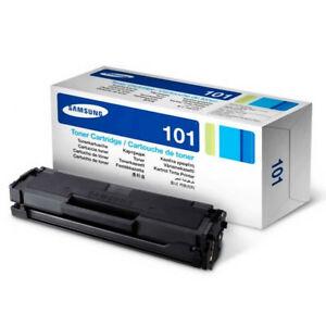 Samsung MLT-D101S OEM Black Toner Cartridge
