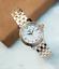 Tissot-Swiss-Made-T-Classic-Bridgeport-2-Tone-Gold-Plated-MOP-Ladies-039-Watch thumbnail 10