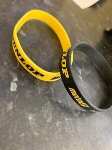 Dunlop Pneu Poignet Bands-afficher Le Titre D'origine