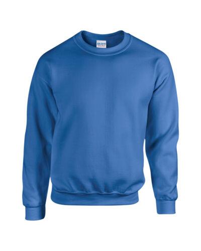 Navy sweatshirt heavy adult crew neck pullover Sweater Work wear cheapest 2020