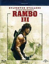 Blu Ray RAMBO - III -  **** Sylvester Stallone  ****  ......NUOVO