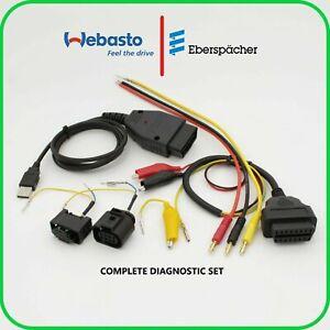 USB-Diagnose-Adapter-Webasto-Thermo-Top-C-Z-E-P-Airtop-Evo-4-Evo-5-Standheizung