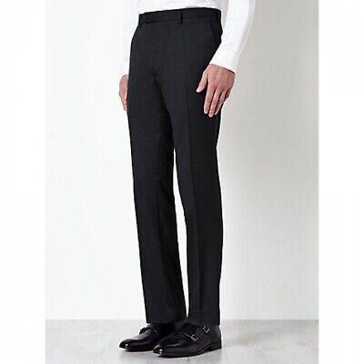 "Como Pindot Waist 34/"" or 38/""  L33/"" Slim Suit Trousers JOHN LEWIS BNWT Navy"