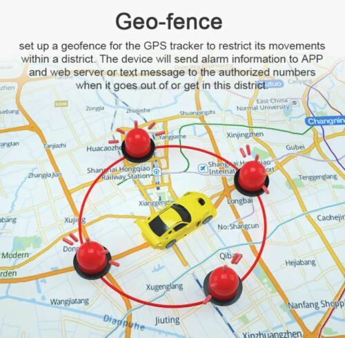4G//3G Magnetic GPS TRACKER 20000mAh Waterproof Car Truck Rental Fleet Management