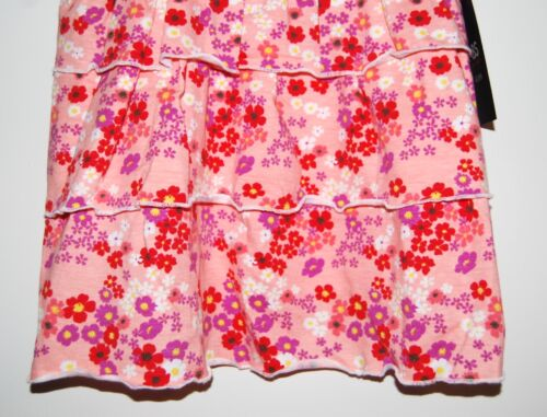 Details about  /NWT ABS Kids Toddler Girls Pink Floral Tank w// White Ruffle Leggings Set sz 3T