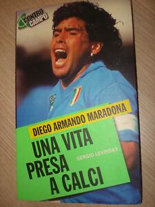 Book Una Vita Socket IN Kick Diego Armando Maradona Controcampo