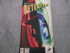 PSYCHIC DETECTIVE 3DO COMPLETE PACKAGE EXCELLENT CONDITION RARE ELECTRONIC ARTS