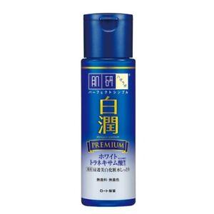 [ROHTO HADALABO] Shirojyun Premium Whitening Lotion Toner RICH MOIST 170ml NEW