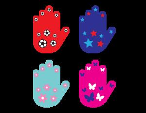 Winter Hand Warmer Boys Girls Child Mittens Kids Magic Gripper Gloves 4 Styles
