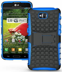 BLUE-GRENADE-GRIP-RUGGED-TPU-SKIN-HARD-CASE-COVER-STAND-FOR-LG-G-PRO-LITE-PHONE