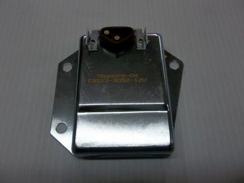 C8313A 1970-91 Chrysler  Dodge electronic voltage regulator C545HV ADJUSTABLE