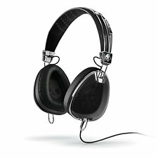 Skullcandy Aviator 2.0 Over-Ear Headphones with Mic - Black