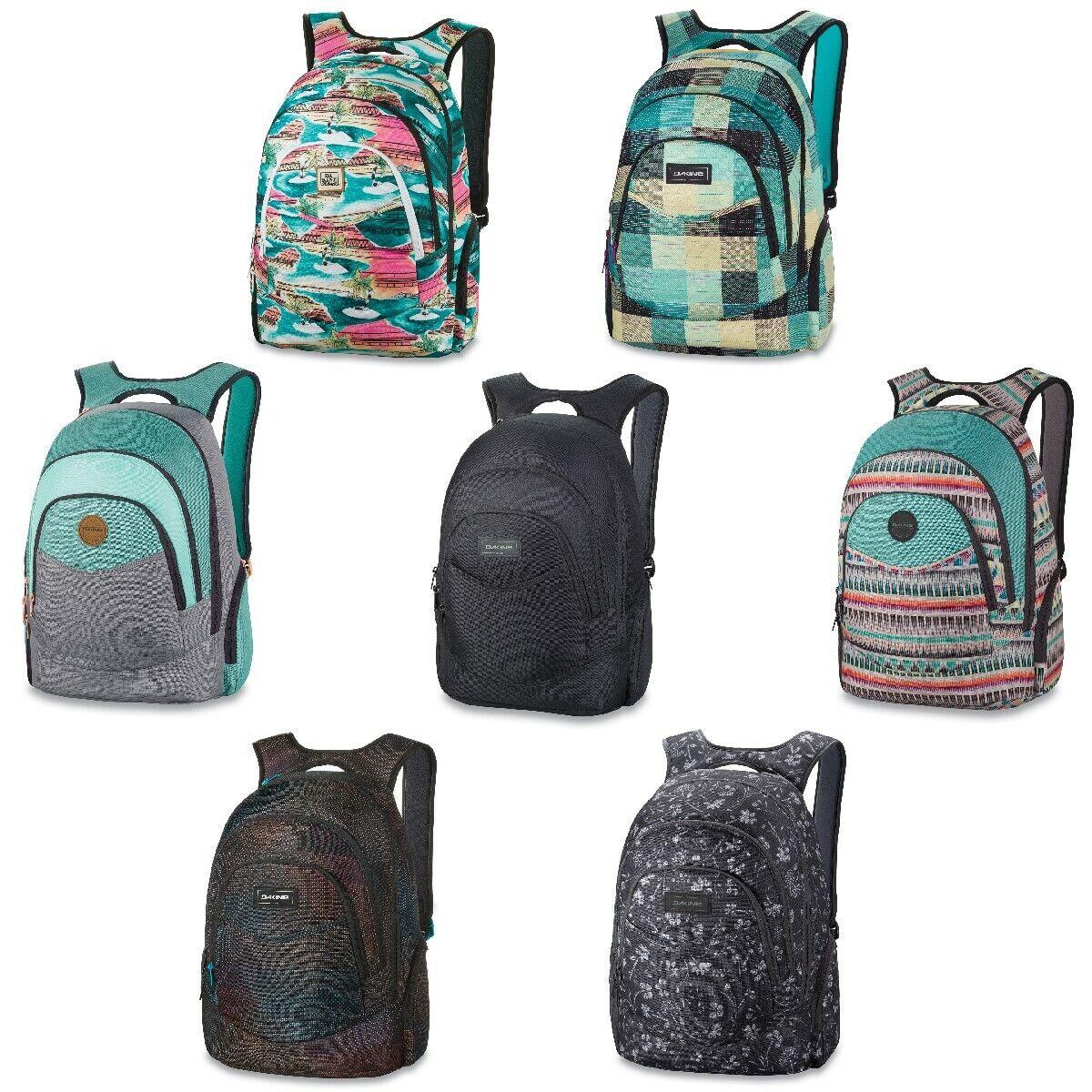 Dakine Backpack Girls Prom Pack 25 Liter Laptop Compartuominit School Rucksack