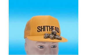 Sh t Head Hat- Funny Baseball Cap- Gag Gift- Fun Novelty- NEW  ae2d31918d3
